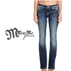 Miss Me Boot Cut Sz 31